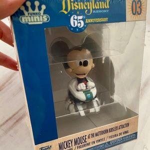 NWT Disneyland 65th Anniversary Mickey Mouse Funko